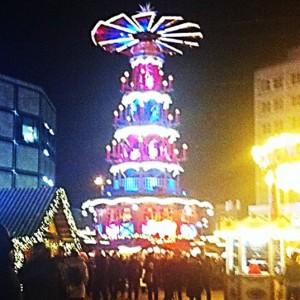 Weihnachtsmarkt am Alex 2014
